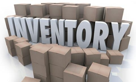 business inventory to store