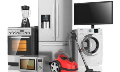 Climate Controlled Storage - Kitchen Appliances