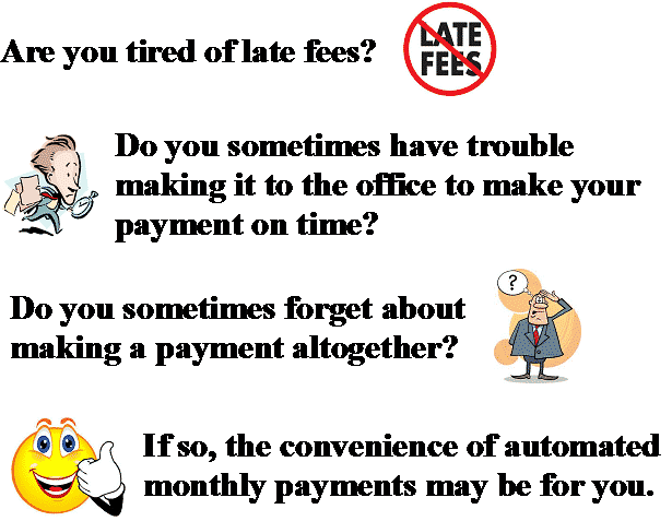 FAQ - Automated_Monthly_Payments