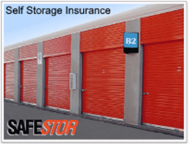 SafeStor Self Storage Insurance